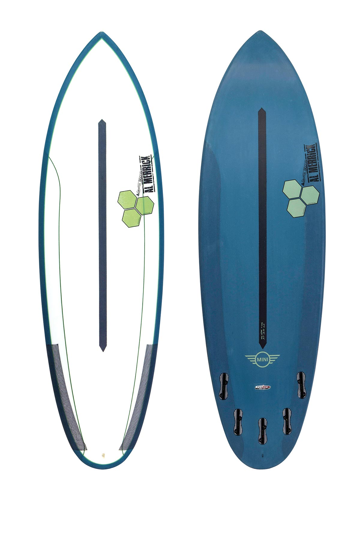 SharpEye Mini Channel Islands Surfboard