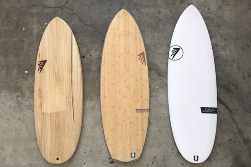 Surfboard Rentals Firewire Shortboards