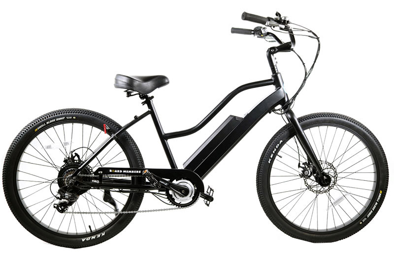 Electric Bike Rental Beach Cruiser