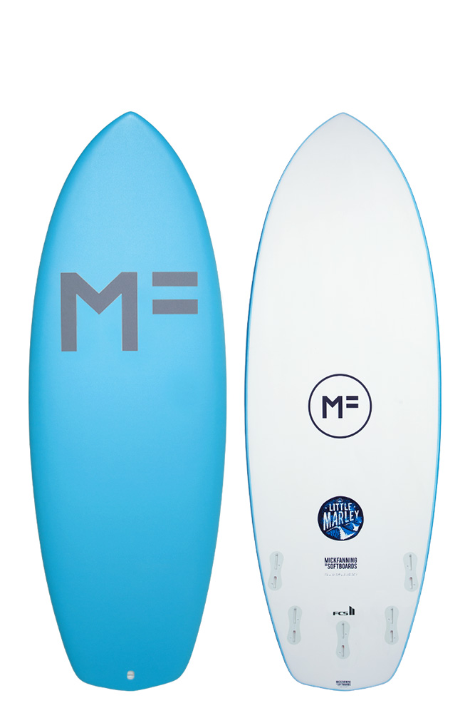Mick Fanning Little Marley Surfboard Rental