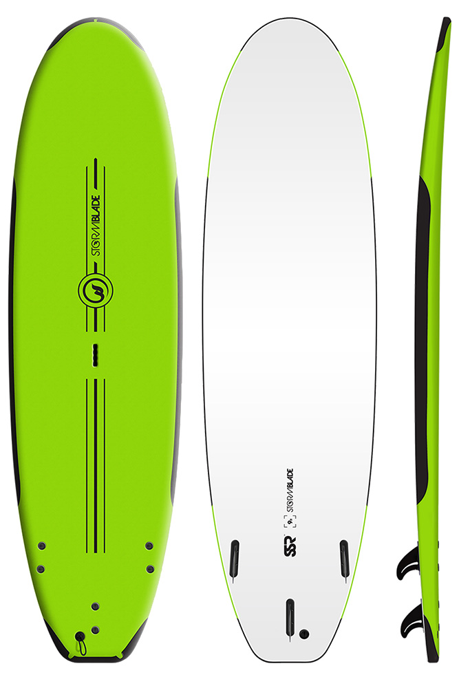 Storm Blade SSR 9ft Surfboard Rental