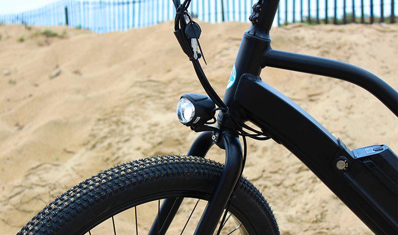 Electric Bike Rental Beach