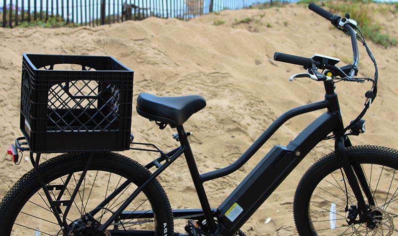 Electric Bike Rental Battery