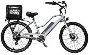 Electric Bike Gray BM Bikes