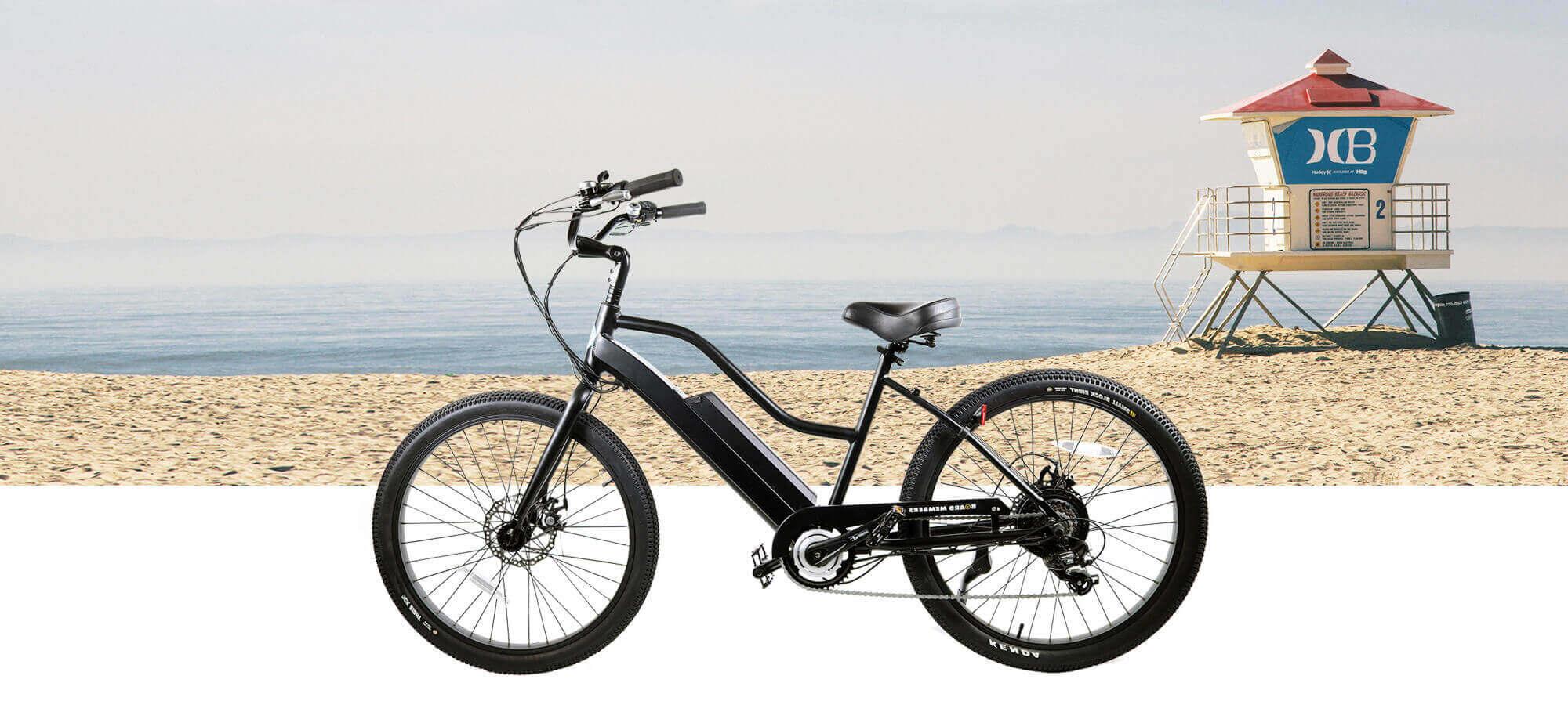 Electric Bike Rental Huntington Beach