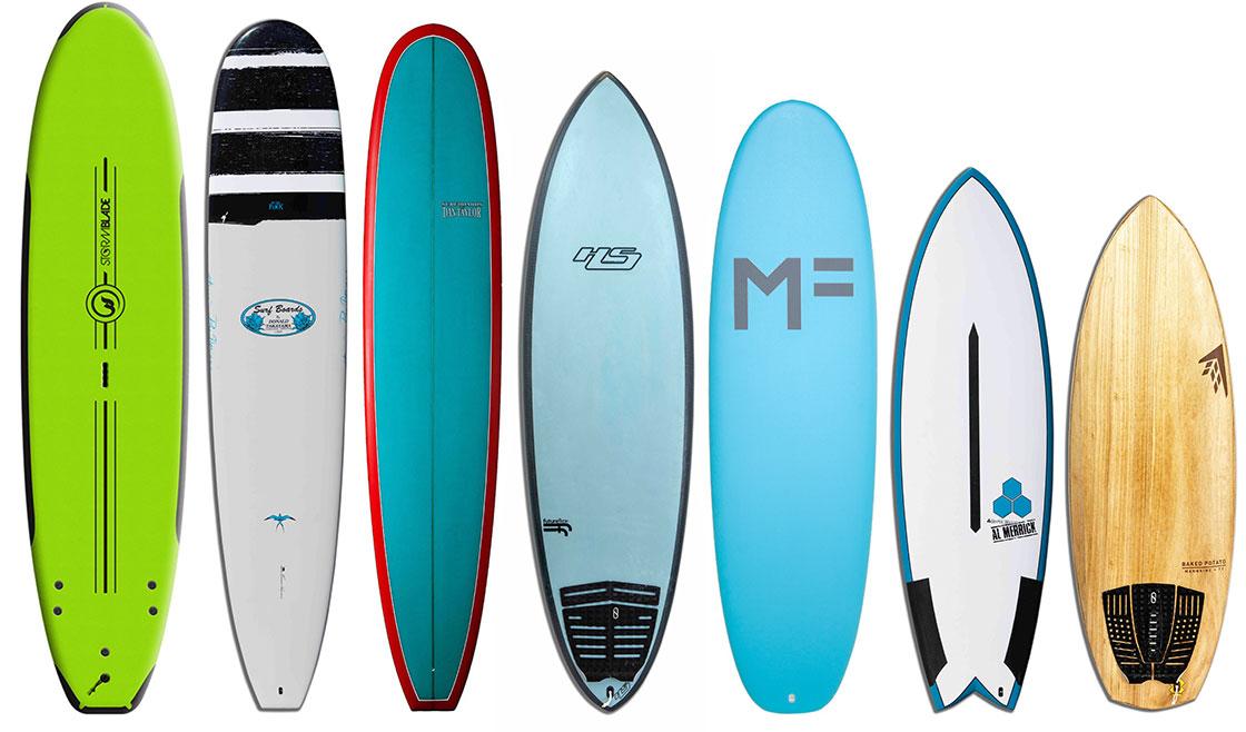 Surfboard Rentals Board Members Huntington Beach